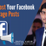 Never Boost Your Facebook Page Posts